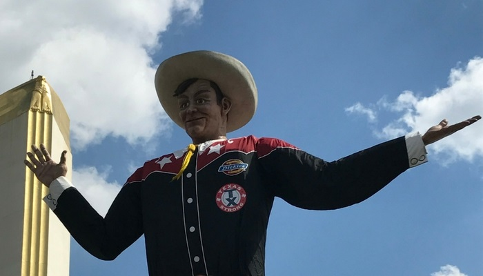 ダラスのステート・フェア・オブ・テキサスに行ってみた(2)