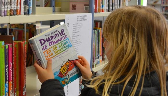 ダラスの図書館で本を借りてみた