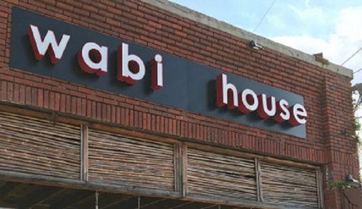 ダラスのラーメン屋「Wabi House」