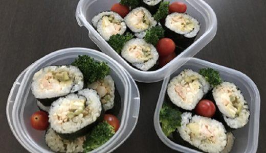 アメリカの食材で寿司ロール作りに挑戦!