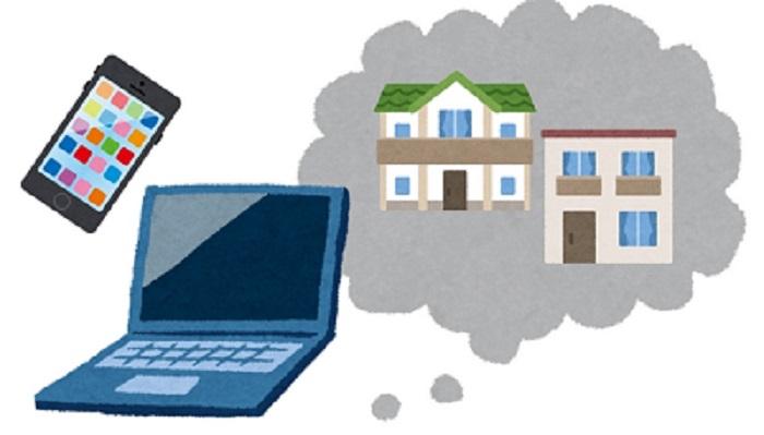 ネットで便利な賃貸物件サイト<br>~海外から日本の家探し~