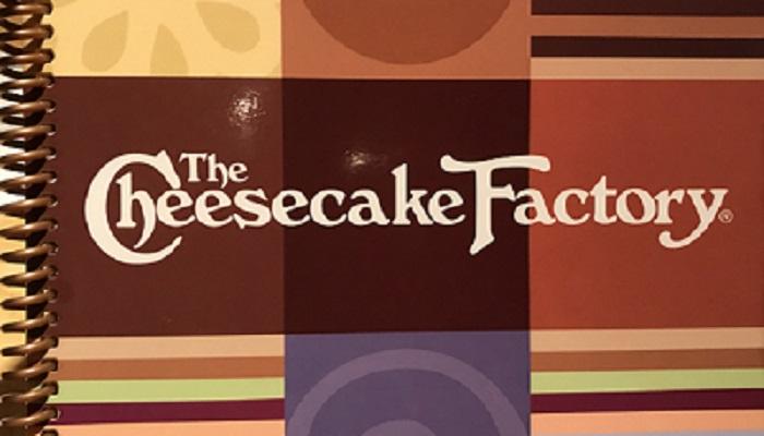 アメリカで人気のチーズケーキファクトリー