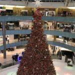 巨大ショッピングモール<br>「GALLERIA DALLAS」のクリスマス
