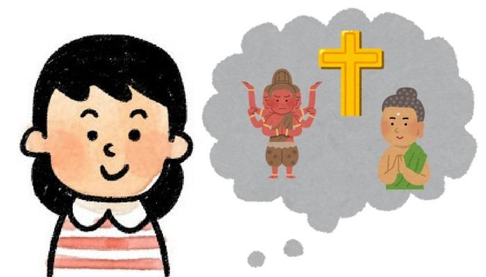 アメリカで日本人の宗教観について考えてみた