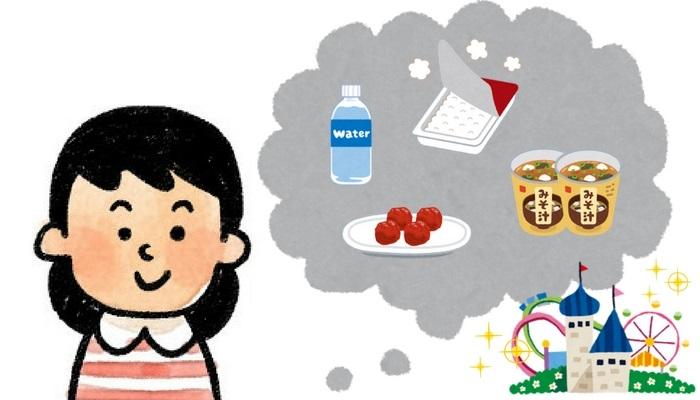 ウォルトディズニーワールドに持参するべき3つの商品~飲食物編~