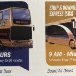 ラスベガスの交通事情!<br>移動に便利なバスの利用方法と感想
