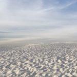 """アメリカで真っ白な絶景!世界最大の石膏砂丘 """"ホワイトサンズ"""""""