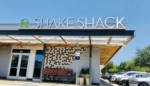 """SHAKE SHACK"" ダラスで食べるニューヨーク生まれのバーガー"