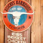 """""""RISCKY'S BBQ""""<br>ストックヤードにあるアメリカンレストラン"""