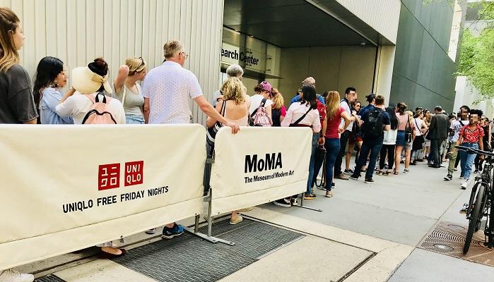 """""""MoMA"""" NYの近代美術館!入場無料の金曜夕方に行ってみた"""