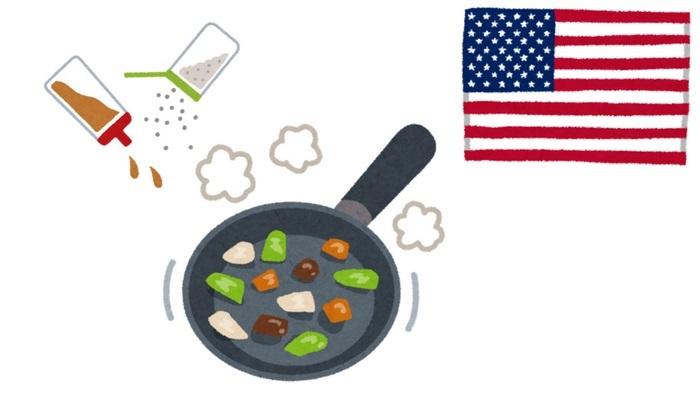 アメリカの食材で作る!6つの定番料理とアイデア料理