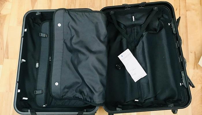 米国からの帰国にTSAロックは必須?!<br>スーツケースが開封されていた話